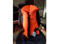 Two new flotation life jackets by Marinepool