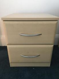 2 X Bedside Tables