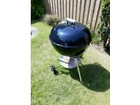 Weber coal barbeque