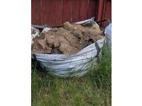 Free top soil _ Arrange collection