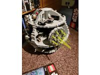 Star Wars complete Lego Death Star