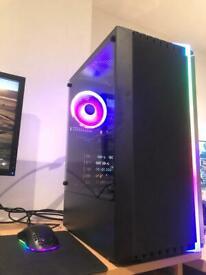 Intel i5-3470 3.2Ghz, 8GB RAM, Nvidia GTX 670 2GB, 120GB SSD + 320GB WD HDD Gaming Pc Desktop