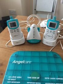 Angel care baby bed monitor / alarm