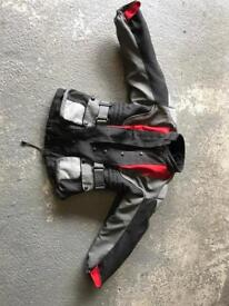 Baby Biker boys bike jacket - as new