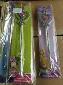 Disney wands brand new sealed