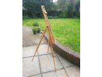 Mabef italian wooden easel