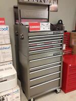 Clearance priced tool cabinets at Sears in Brandon