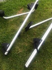 Bmw bike carriers, adjustable & locking
