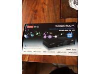 SAGEMCOM FREEVEIW DIGITAL TV RECORDER BOX