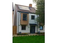 2 Bedroom House with Garden & 2 reserved parking in the newly built St Andrews Park Uxbridge.