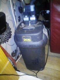 External filter pumps for sale