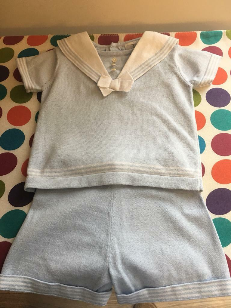 Baby boys clothes 6-9 months through to 24months