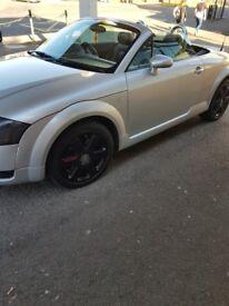 Audi tt mk1 225 quattro s line full audi service his