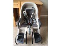 Mini Guppy Front mounting CHILD BIKE SEAT Nearly new