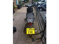 2014 Direct Bikes 50cc ped (Start But Doesnt Ride) minor fix up