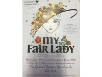 Lennox Productions for The Lennox Children's Cancer Fund - My Fair Lady