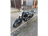 Triumph Street Twin Motorcycle - Low Mileage