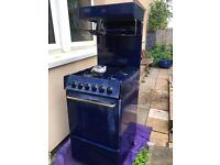 parkinson cowan cooker with overhead grill