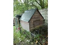 *Reduced price* XXL chicken coop and huge run