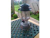 coleman powerhouse double mantle unleaded fuel lamp