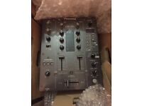 Pioneer djm 400. Good condition with original box and manual.