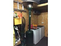 Gas patio heater for sale