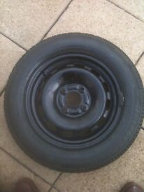 Bridgestone 175x65xR14 ( Spare wheel and tyre )