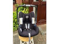 Britax Car seat & ISOFIX base