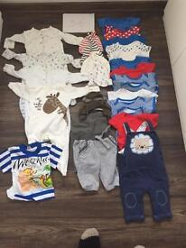 Baby boy Clothes 3-6 month