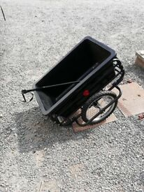 Bicycle trailer in mint condition