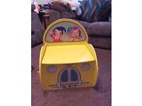 Noddy toy box (Rare)