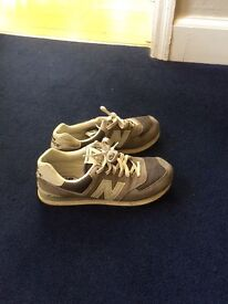 Men's new balance trainers size 10