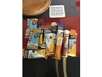 Sports Nutrition (Gels, Bars and drink tabs)