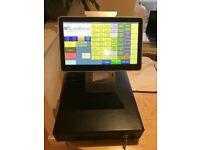 New touch screen Epos software till