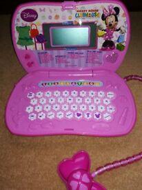 `Minnie Mouse' Handbag Laptop