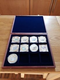 Selection of Silver Coins