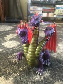 3 headed dragon toy £10