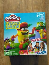 Play-Doh Launch Game - In box, excellent condition