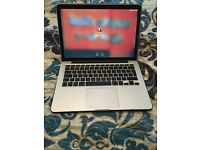 Apple Macbook Pro, Retina Display, 8GB memory, 250GB storage