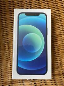 iPhone 12 blue 256gb £850