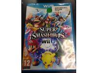 Super Smash Bros. Wii U Game