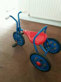 Vintage Mobo child's tricycle