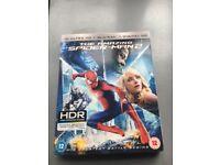 Spider Man 2 4K blu Ray