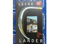 Leena Lander: käsky - Finnish book