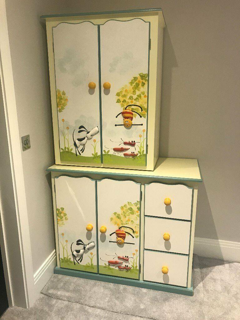 Childrens / Kids hand painted Bedroom Furniture by Heather Spencer Designs    in Surrey   Gumtree