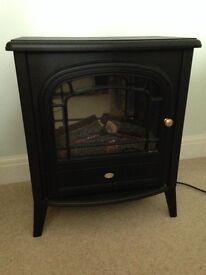 Multiglow Fire Classic Electric Heater