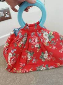 Cath Kidston sewing project bag