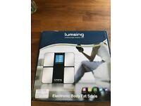 Lumsing Digital Electronic Body Fat Bathroom Scale