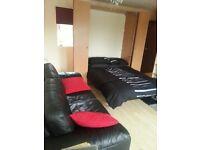 Studio Flat for rent is East Calder.