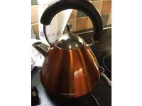 Six months old kettle hardly used